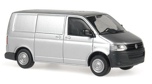 Rietze 21526 VW T5 GP Kasten metallic