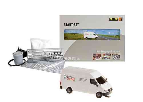 Faller 161504 Car System Start-Set MB Sprinter
