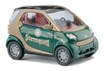 Busch 46186 Smart Fourtwo »Sternquell«
