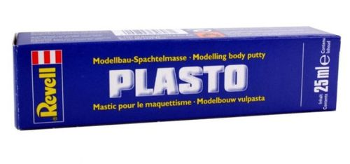 Revell 39607 Plasto Spachtelmasse, 25 ml
